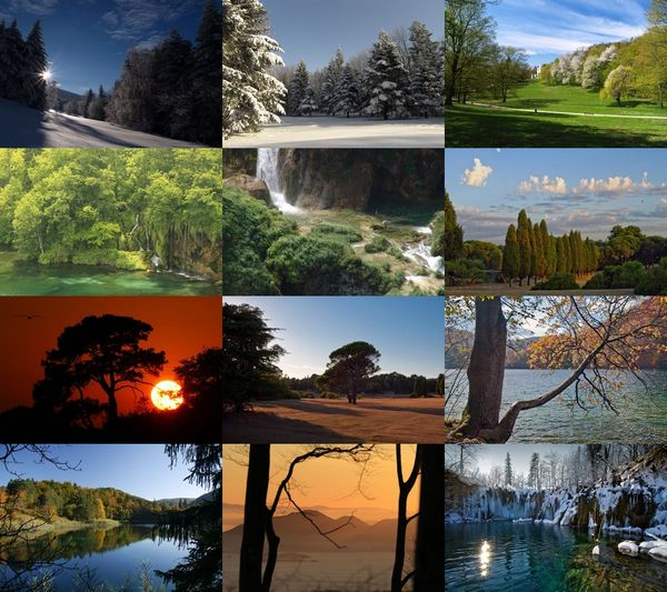 Croatian Landscapes I ePix Calendar 1.0 full