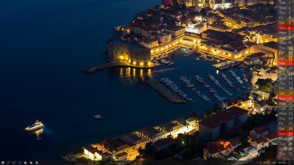 Dubrovnik by Ivan Coric ePix Calendar